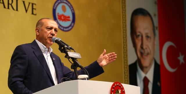 """Cumhurbaşkanı Erdoğan: """"Milletimize En Güzel Bayramı 24 Haziran Akşamı Yaşatacağız"""""""