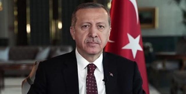 Cumhurbaşkanı Erdoğan'dan Türk Kızılayı'nın Kuruluş Yıl Dönümü Mesajı