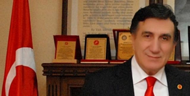 DYP Genel Başkanı Av.Çetin Özaçıkgöz'ün Eşi Vefat Etti
