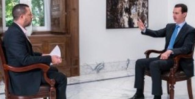 Esad: İran Suriye'de Askeri Üs Kurabilir