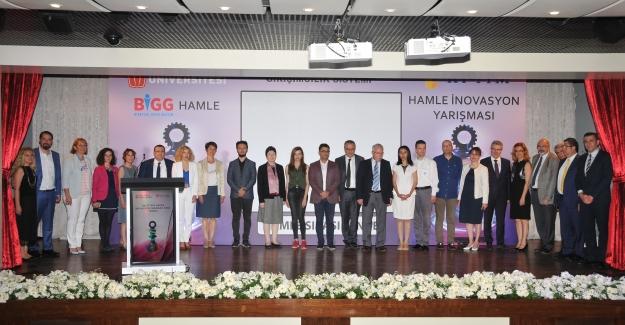 Hacettepe Hamle İnovasyon Ödülleri Sahiplerini Buldu