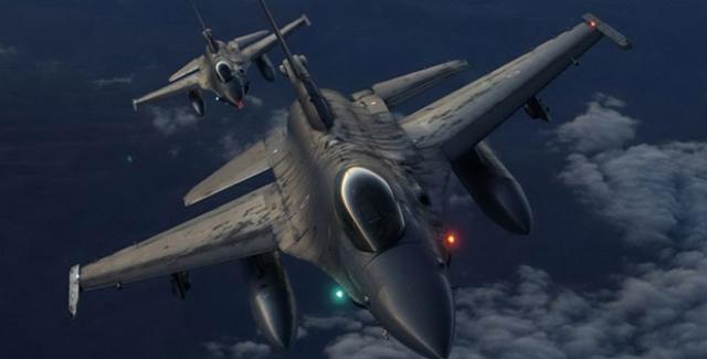 Irak'ın Kuzeyinde 9 Terörist Etkisiz Hale Getirildi