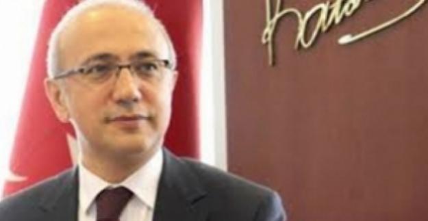 Kalkınma Bakanı  Lütfi Elvan'ın Ramazan Bayramı Mesajı