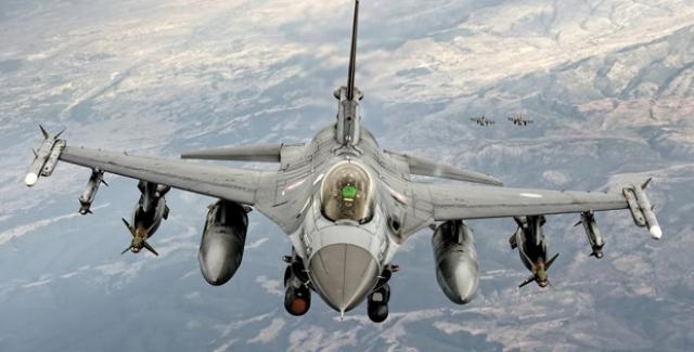Kandil'e Hava Harekatında 10 Terörist Etkisiz Hale Getirildi