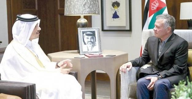 Katar Ürdün'e 500 Milyon Dolar Yardım Sağlayacak