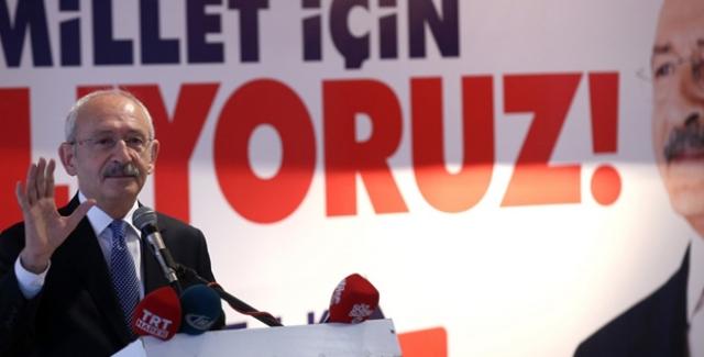 Kılıçdaroğlu: Kavgasız Bir Türkiye'ye Gitmek İstiyoruz
