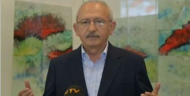 Kılıçdaroğlu: Umarım Yarın Güzel Bir Türkiye'ye Uyanmış Olacağız