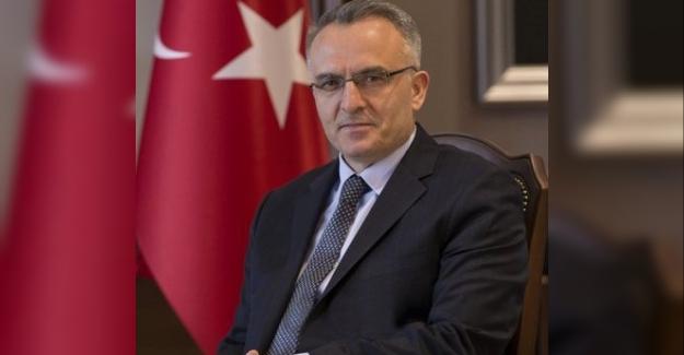Maliye Bakanı Ağbal'dan 'Vergi Borçları' Yanıtı
