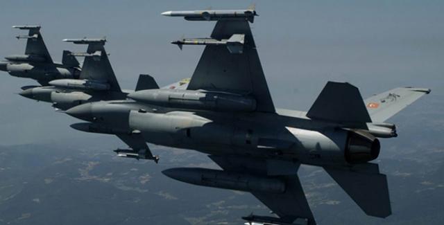 Şırnak'ta Hava Harekatı Sonucu 5 Terörist Etkisiz Hale Getirildi