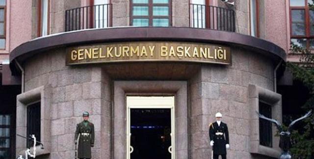 TSK: Münbiç'te Huzur, Güvenlik Ve İstikrarın Sağlanmasına Yönelik Faaliyetlere Devam Edilecektir