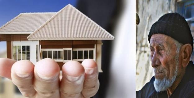TÜED'den Emeklileri Ev Sahibi Yapacak Proje