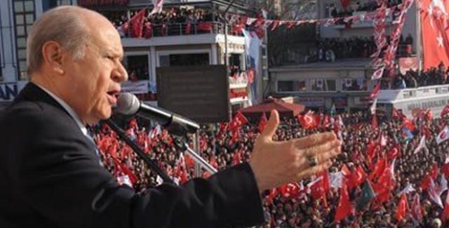 """""""Türkiye'yi Gelecek Yüzyıllara Taşıyacak Ana Damar Cumhurbaşkanlığı Hükümet Sistemidir"""""""
