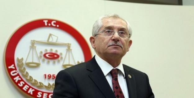 YSK Başkanı Güven: Niğde'de Seçim İşlemleri Devam Etmektedir