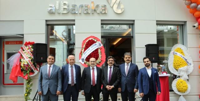 Albaraka Türk Taksim'de Yeni Şubesini Açtı