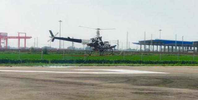 Çin'in İnsansız Helikopteri Deneme Uçuşlarını Tamamladı