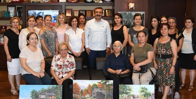 Çukurova Belediyesi Başkanı Çetin: Sanatın Ve Sanatçının Her Zaman Yanındayız
