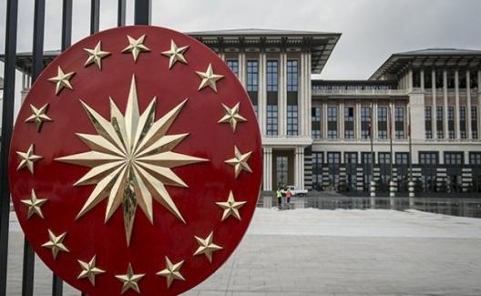 Cumhurbaşkanı Erdoğan'dan TBMM Başkanı Yıldırım'a Devlet Şeref Madalyası