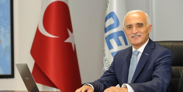 DEİK Başkanı Olpak, Yeni Sisteme İlişkin Açıklama Yaptı