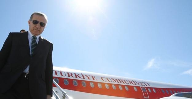 Cumhurbaşkanı Erdoğan Brüksel'de Önemli Temaslarda Bulunacak