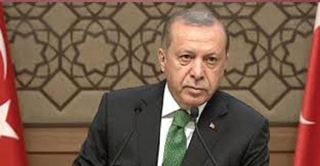 Erdoğan'dan Çifte Mesaj