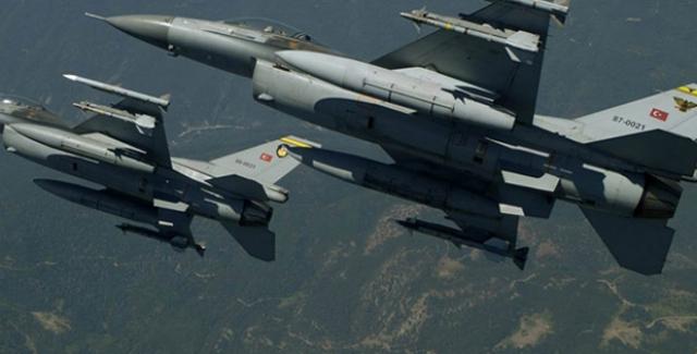 Kandil'e Hava Harekatı: 12 Terörist Etkisiz Hale Getirildi