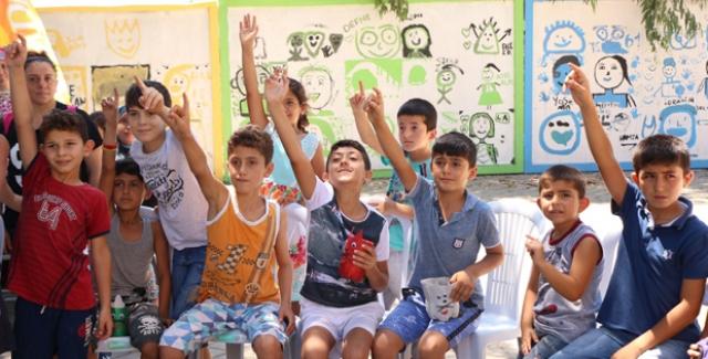 Kuşadası'nda Çocuklar İçin Yaz Etkinlikleri Başladı