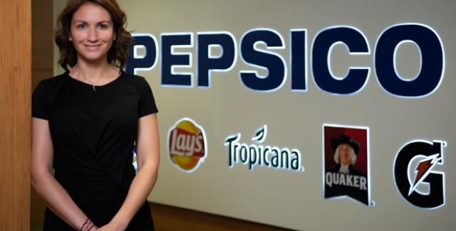 PepsiCo Türkiye'nin İnsan Kaynakları Direktörlüğü'ne Yeni Atama