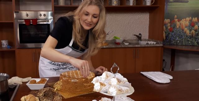 Rus Gelin İthalatçı Firmalara Kızdı, Mutfağında Kendi Üretti