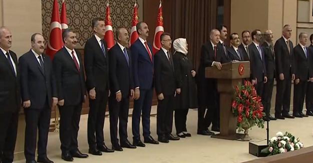 Ulus'ta Tören Beştepe'de Toplantı