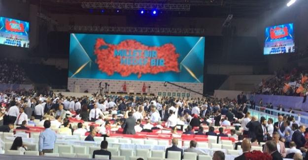 AK Parti 6. Olağan Büyük Kongresi: Tüzük Değişikliği