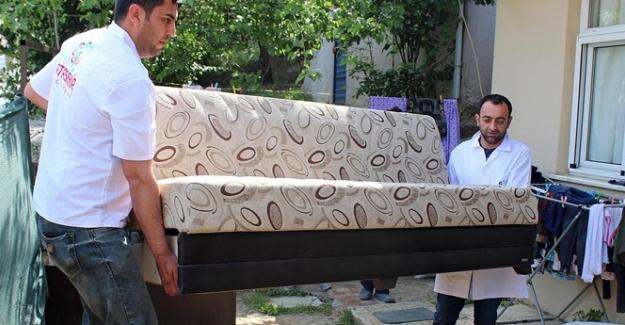 Ataşehir Belediyesi 5 Yılda 3 Bin 300 Haneye İkinci El Eşya Yardımı Yaptı