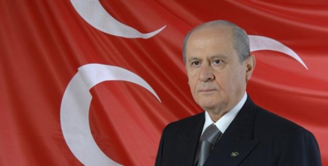 Bahçeli: ABD Yönetimi Türkiye Ekonomisini Felç Etmeyi Amaçlıyor