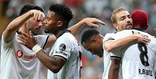 Beşiktaş, Akhisarspor'u 2-1 Mağlup Etti