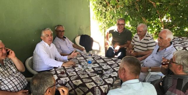 CHP'li Sancar'dan Muhtarlar İçin Kanun Teklifi