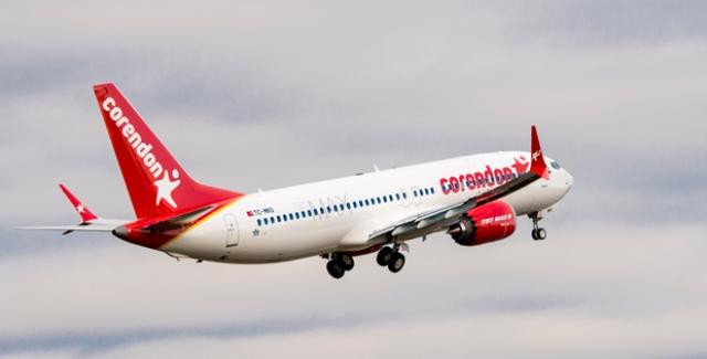 Corendon Airlines, Capıtal 500 Listesinde Sekizinci Kez Yerini Aldı