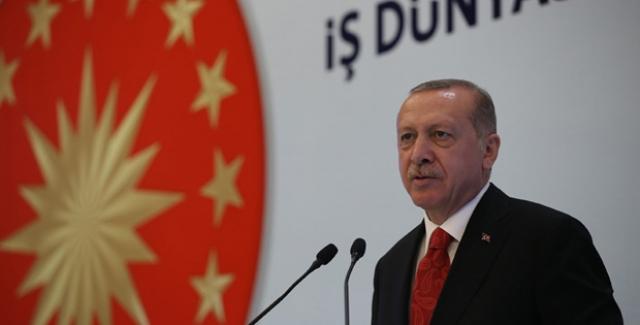 Cumhurbaşkanı Erdoğan: Bu Milleti Diri Tutmak Sanayicinin De Tüccarın Da Görevidir