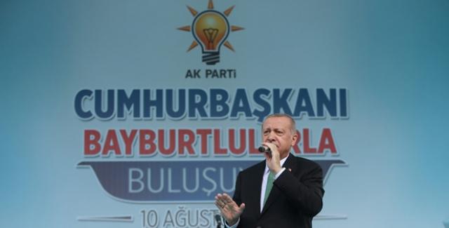 Cumhurbaşkanı Erdoğan Yastık Altı Çağrısını Tekrarladı