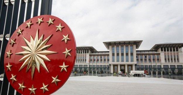 Cumhurbaşkanı Erdoğan'dan Üst Düzey Atamalar