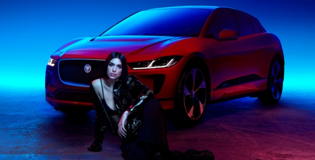 Dua Lipa'nın İlk Otomobili Jaguar I-PACE Oldu