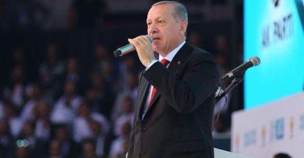 Cumhurbaşkanı Erdoğan: Bizi Stratejik Hedef Haline Getirmeye Çalışanlara Teslim Olmadık
