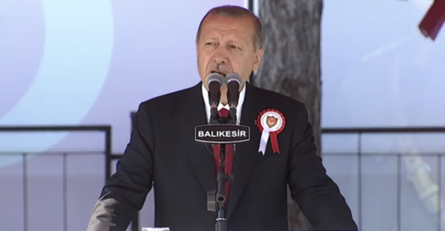 Cumhurbaşkanı Erdoğan: F-35'leri Orası Vermezse Bir Başka Yerden Temin Ederiz