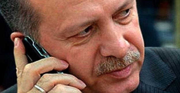 Cumhurbaşkanı Erdoğan Merkel İle Telefon Görüşmesi Yaptı
