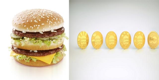 McDonald's'larda Yarın 'Big Mac Coin' Günü!