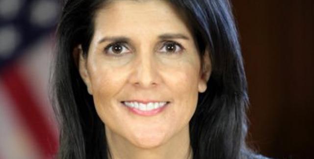 Nikki Haley, Filistinlilerin 'Geri Dönüş Hakkı'nı Sorguladı