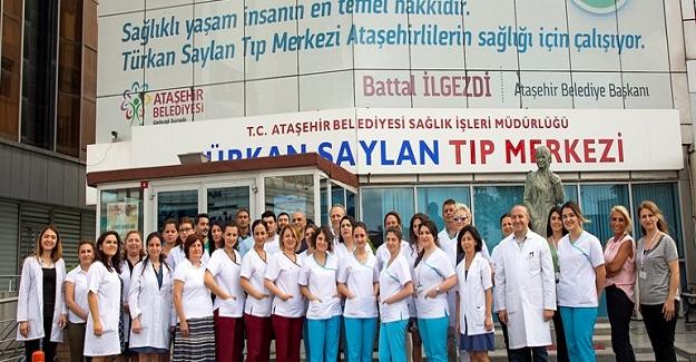 Prof. Dr. Türkan Saylan Tıp Merkezi Yenilenen Hekim Kadrosuyla Hizmete Devam Ediyor