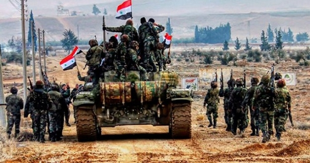Suriye Ordusu İdlib ve Hama'da 'Nitelikli Operasyonlar' Sürdürüyor