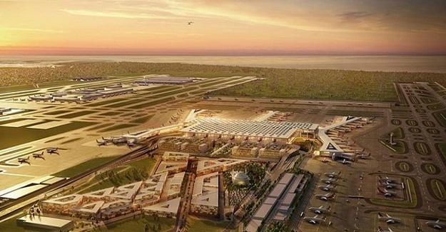 Üçüncü Havalimanının Geçici Kabul Başvurusu Yapıldı