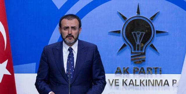 """Ünal: """"Kılıçdaroğlu Türkiye Karşıtlarının Safında Yer Almıştır"""""""