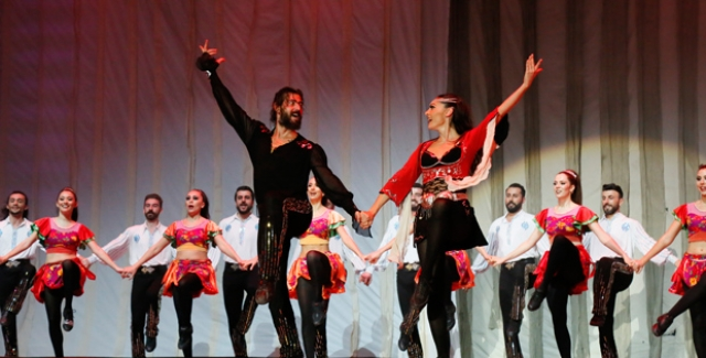 Anadolu Ateşi Harbiye Açıkhava Gösterisi 20 Eylül'e Ertelendi