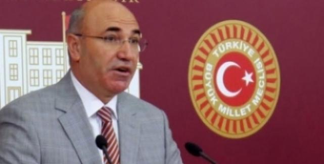 """CHP'li Tanal: """"Şarbon Tehlikesinin Üstü Neden Örtülüyor?"""""""